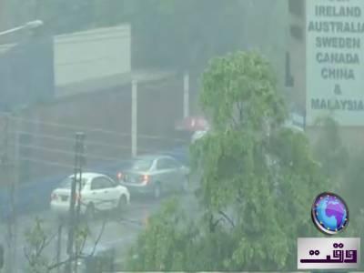 لاہور سمیت مختلف شہروں میں بارش سے موسم خوشگوار ہو گیا۔ محکمہ موسمیات نے آج مزید بارش کی پیش گوئی کی ہے ۔