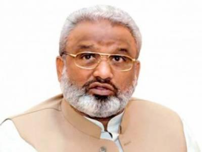 سپریم کورٹ کراچی رجسٹری کا سابق وزیراعلیٰ سندھ ارباب غلام رحیم کوگرفتارنہ کرنے کا حکم