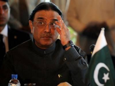صدرآصف علی زرداری نے کراچی امن اومان کی صورتحال کا نوٹس لیتے ہوئے آج بلاول ہاؤس میں ہنگامی اجلاس طلب کر لیا۔