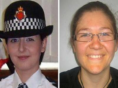 انگلینڈ میں دو خواتین پولیس اہلکاروں کی ہلاکت سے علاقے میں خوف و ہراس پھیل گیا۔