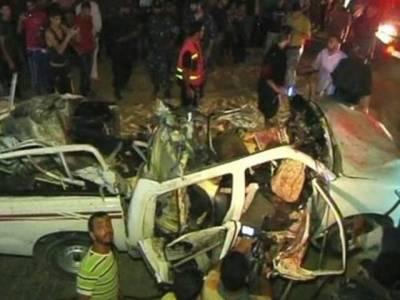 غزہ کی پٹی پر اسرائیلی فضائیہ کی بمباری سے تین فلسطینی شہید ہو گئے۔
