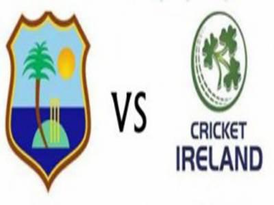 سری لنکا میں جاری ٹی ٹوینٹی ورلڈ کپ میں آج ویسٹ انڈیز کا مقابلہ آئرلینڈ سے ہو گا۔