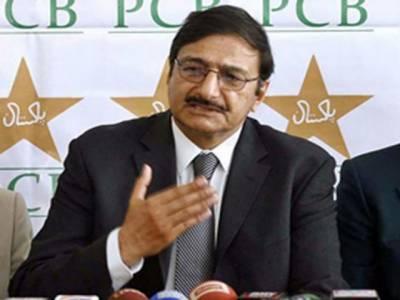 پاکستان میں انٹرنشنل کرکٹ کی بحالی کے لیے کوششیں جاری ہیں، توقع کرتے ہیں کہ اس میں جلد کامیابی بھی حاصل ہوگی۔ ذکاء اشرف