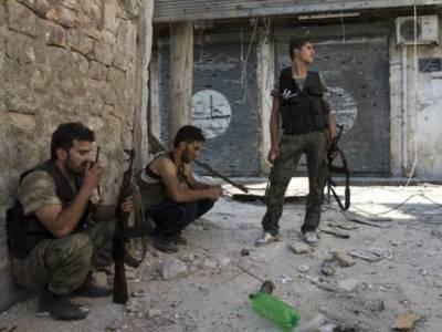 شام میں حکومتی افواج اورباغیوں کے درمیان لڑائی کا سلسلہ جاری،شام میں مختلف واقعات میں اسی افراد کے ہلاک ہوچکے ہیں۔ غیرملکی خبررساں ایجنسی