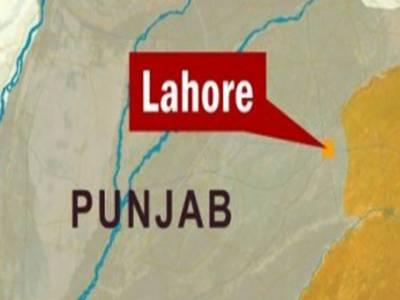 لاہور پولیس نےدومشکوک افرادکوگرفتارکرکےبھاری مقدارمیں اسلحہ برآمدکرلیا.