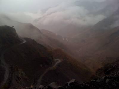 آئندہ چوبیس گھنٹوں کے دوران مالاکنڈ ، ہزارہ ڈویژن ، کشمیر اور گلگت بلتستان میں چند ایک مقامات پربارش کی پیش گوئی کی ہے۔