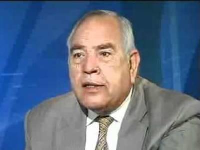 تحریک انصاف کے سابق مرکزی نائب صدر ایڈمرل ریٹائرڈ جاوید اقبال نے پارٹی رکنیت سے اسعتفی دے دیا۔