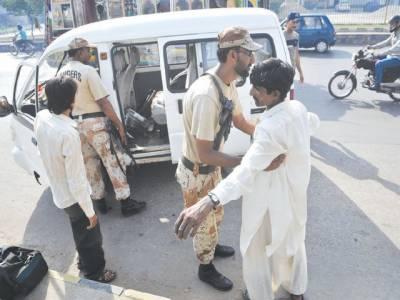 کراچی میں قتل و غارت کا سلسلہ جاری ہے، فائرنگ کے مختلف واقعات میں ابتک خاتون سمیت چھ افراد جاں بحق ہوگئے ہیں۔