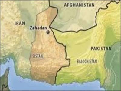 ایران کے سرحدی علاقے سے فائرکئے جانیوالےبارہ گولے بلوچستان کے علاقے چاغی میں آگرے. واقعہ کے خلاف پاکستان نے ایرانی حکام سے احتجاج کیا ہے۔