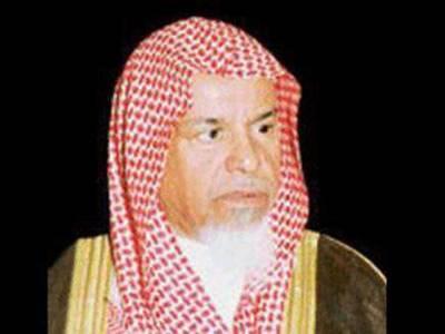 امام کعبہ شیخ محمد بن عبداللہ السبیل انتقال کرگئے،نمازجنازہ آج عصرکےنمازکےبعد بیت اللہ میں اداکی جائیگی.