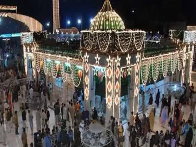 حضرت علی ہجویری داتا گنج بخش رحمتہ اللہ علیہ کے نو سو انہتر ویں سالانہ عرس کی تین روزہ تقریبات آج سے لاہور میں شروع ہو رہی ہیں۔