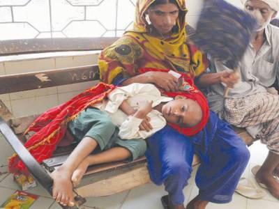 عالمی ادارہ صحت کے مطابق سندھ میں اب تک خسرہ سے دو سو بچے جاں بحق ہوچکے ہیں۔