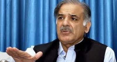 راولپنڈی: ایکساتھ الیکشن کروانے کی کنجی میرے پاس ہے، میاں شہبازشریف