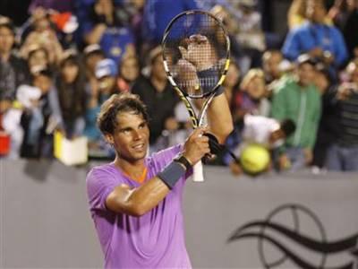 چلی اوپن ٹینس ٹورنامنٹ کے فائنل میں ارجنٹائن کے ہوریشیو زیبالوس سابق عالمی نمبر ایک سپینش سٹاررافیل نڈال کاخواب چکناچور کرکے ٹائٹل لےاڑے