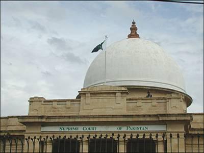 سپریم کورٹ کراچی رجسٹری میں بدامنی کیس کی سماعت کے دوران ججزنے امن وامان کی خراب صورتحال پربرہمی کا اظہارکیا۔