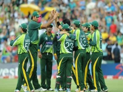 پاکستان نے دوسرے ٹی ٹوئنٹی میچ میں پچانوے رنز کے بڑے مارجن سے شکست دےکر دومیچوں پرمشتمل سیریز ایک صفر سے جیت لی۔