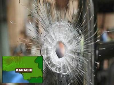 کراچی میں عالم دین سمیت چھ افراد کی زندگی کے چراغ گل کردیئے گئے