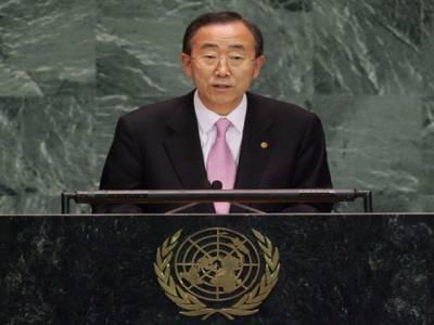 اقوام متحدہ کے جنرل سیکرٹری بان کی مون نے خبردار کیا ہے کہ کسی بھی طرح کی غلطی کوریائی خطے کو خطرناک صورتحال سے دوچار کرسکتی ہے۔