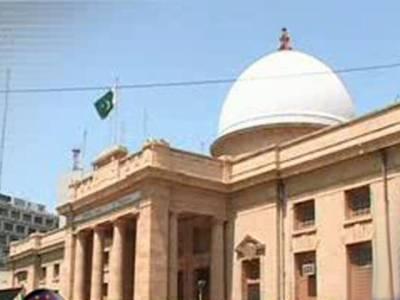 سندھ ہائی کورٹ نے نوشہرو فیروز کی حد بندیوں سے متعلق نوٹیفیکشن جاری نہ کرنے پر توہین عدالت کی درخواست پر چیف الیکشن کمشنر اور دیگر کو نوٹس جاری کردیئے۔