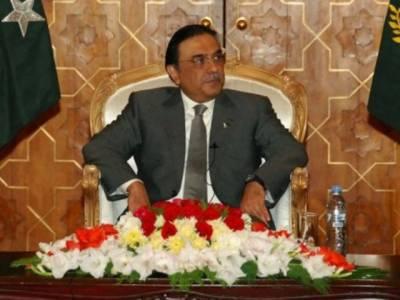 عوام آئندہ انتخابات میں اہل امیدواروں کو ووٹ دیں. صدر آصف علی زرداری