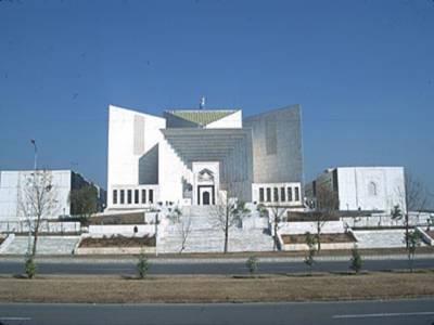 سپریم کورٹ نے تین نومبر کے اقدام اورآرٹیکل چھ کے تحت پرویزمشرف کیخلاف مقدمہ پر وفاق سے تحریری جواب طلب کرلیا۔