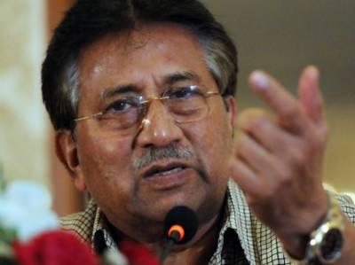 ججزنظربندی کیس: گرفتاری کے بعد سابق صدر پرویزمشرف کو دو روز کیلئے ٹرانزٹ ریمانڈ پرپولیس کے حوالے کردیا گیا.