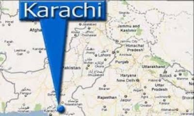 کراچی کے علاقے لانڈھی اور نارتھ ناظم آباد میں دھماکوں سے دو رینجرز اہلکاروں سمیت تیرہ افراد جاں بحق تیس سے زائد زخمی ہوئے.