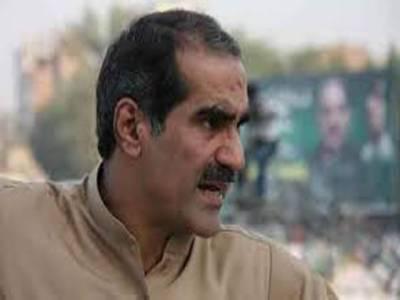 وفاقی وزیرخواجہ سعد رفیق نے کہا کہ پاکستان ریلویزنے اپنےاہداف ازخود دس فی صد بڑھا دیئے ہیں ،خیبرپی کے کےعلاوہ کسی صوبے نے بھی لینڈ الاٹمنٹ ریلویزکے نام نہیں کی،