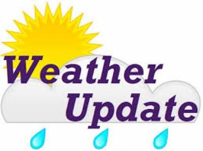 محکمہ موسمیات نے رواں ماہ کے آخر میں بارشوں کی نوید سنا دیخشک موسم سے تنگ شہریوں نے اس کو خوش آئند قرار دیا ہے