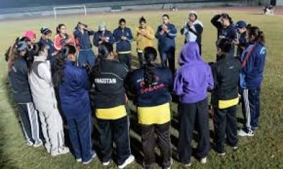 بھارت میں جاری کبڈی ورلڈ کپ کےویمنزایونٹ میں پاکستان نے میکسیکو کو شکست دےکر ٹورنامنٹ کا فاتحانہ آغاز کرلیا