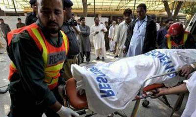 راولپنڈی میں ٹریفک حادثے میں چودہ افراد زخمی ہوگئے شیخوپورہ میں بھی سات گاڑیاں ٹکراگئیں جس سےدس افراد گھائل ہوئے