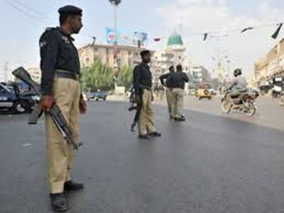 کراچی میں بارہ ربیع الاول کے موقع پر رینجرز نے سیکیورٹی پلان کو حتمی شکل دیدی جلوس کی نگرانی کیلئے پولیس اہلکاروں کو بھی ہائی الرٹ کردیا گیا۔