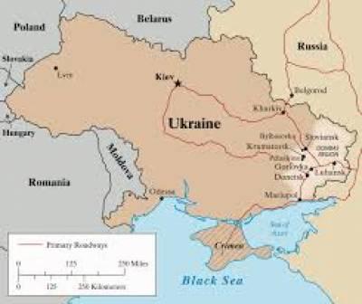 یوکرائن کےصدر نےکہاہےکہ قزاقستان کے دارالحکومت آستانہ میں منعقد ہونے والے اجلاس کا مقصد بات چیت کے ذریعے مشرقی یوکرائن کے تنازع کے حل کی کوششوں کو تیز کرنا ہے،