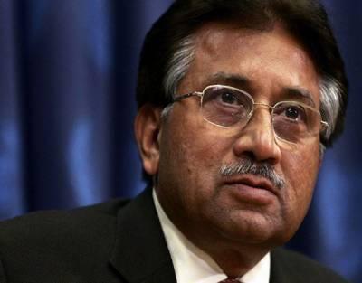 مشرف نے سعودی عرب جانے کیلئے وزارت داخلہ کو درخواست دے دی