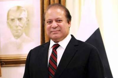 کشمیر پاکستان کی شہہ رگ ہے، ہمارے دل ایک ساتھ دھڑکتے ہیں: وزیراعظم نوازشریف