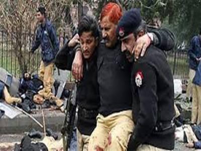 لاہورکے علاقے سول لائنزمیں خودکش دھماکے میں 5 افراد جاں بحق اورمتعدد زخمی