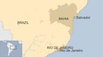 برازیل میں طوفانی بارش کے باعث مٹی کے تودے گرنے سے12فراد ہلاک اور متعدد لاپتہ
