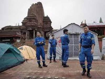 اطلاع کے مطابق زلزلے کے بعد یورپی ممالک کے 1000 شہری نیپال میں لاپتہ ہوچکے ہیں