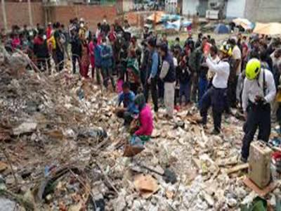 کولمبیا میں طوفانی بارشوں کے بعد لینڈ سلائنڈنگ کے باعث ہلاکتوں کی تعداد 52 ,درجنوں لاپتہ افراد کی تلاش جاری