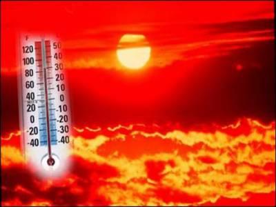 ملک بھر میں شدید گرمی نے عوام کو بے حال کر دیا ،اندرون سندھ درجہ حرارت46 ڈگری سنٹی گریڈ تک جا پہنچا