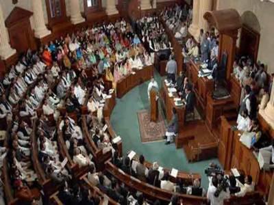 پنجاب اسمبلی میں متحدہ کیخلاف الزامات کی تحقیقات کے لیے قرارداد منظور