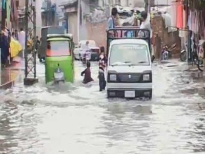 محکمہ موسمیات کے مطابق پنجاب، سندھ،بلوچستان سمیت خیبر پی کے میں آئندہ چوبیس گھنٹوں میں مزید بارش کی پیشگوئی کی گئی ہے