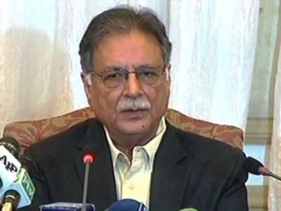 پرویز مشرف کی پالیسیوں کی وجہ سے کشمیر کاز کو نقصان پہنچا: پرویز رشید