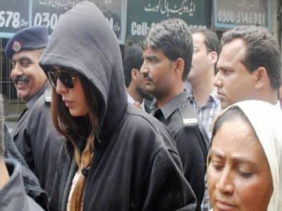 ایان علی کی لاہور ہائیکورٹ سے درخواست ضمانت منظور ہونے کے باوجود رہائی ممکن نہ ہوسکی