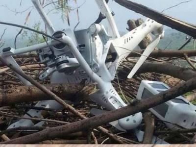پاکستان نے بھارت کا ڈرون مار گرایا : آئی ایس پی آر