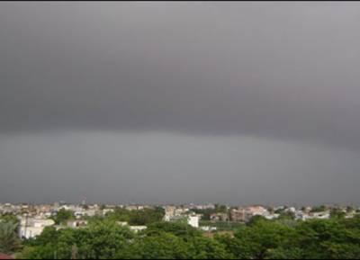ملک کے بیشتر علاقوں میں وقفے وقفے سے بارشوں کا سلسلہ جاری ہے.محکمہ موسمیات نے عید کے دنوں میں مزید بارشوں کی پیشنگوئی کی ہے.