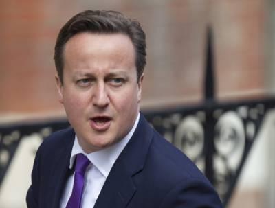 جانتے ہیں ایران دہشتگردوں کی پشت پناہی کر رہا ہے۔جوہری معاملہ پر معاہدہ کچھ نہ ہونے سے بہتر ہے۔ برطانوی وزیر اعظم ڈیوڈ کیمرون
