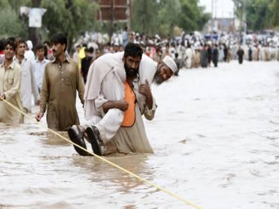 پشاور میں انتظامیہ کے دعوؤے بے نقاب ، چترال میں جاں بحق افراد کی تعداد 32 ہو گئی، گدو میں اونچے،سکھر بیراج پر درمیانے درجے کا سیلاب