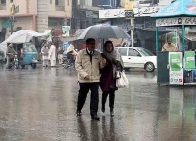 مون سون کی بارشوں کا سلسلہ آج کمزور پڑنے کا امکان ، بالائی خیبر پی کے اور بالائی پنجاب میں آئندہ 3 دنوں میں مزید بارش کی توقع