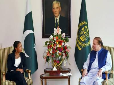 وزیراعظم سےامریکی مشیرقومی سلامتی کی ملاقات, پاکستان نےورکنگ باؤنڈری،ایل او سی پربھارتی جارحیت کا معاملہ بھی اٹھایا